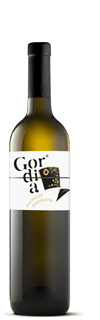 Gordia, Damigiana, wines Gordia